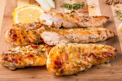βιταμίνη B2 οφέλη ψητό κοτόπουλο