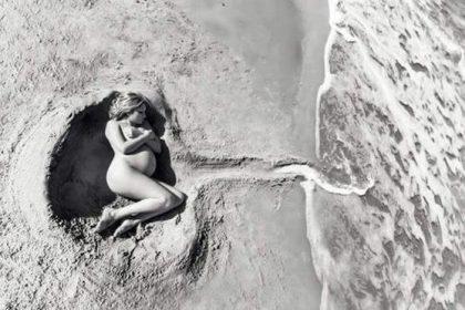 Εγκυμοσύνη και μπάνιο στη θάλασσα