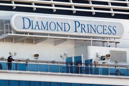 Η μελέτη του «Diamond Princess» για τους ασυμπτωματικούς φορείς