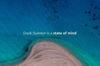 «Τι σημαίνει ελληνικό καλοκαίρι» – Το σποτ της καμπάνιας για τον τουρισμό