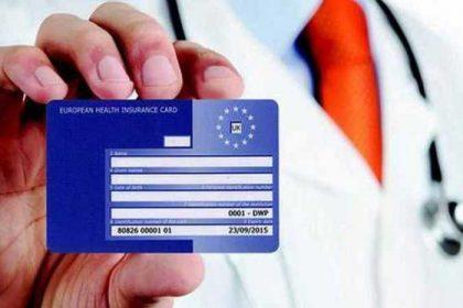 Έκδοση της ευρωπαϊκής κάρτας ασφάλισης ασθένειας από τα ΚΕΠ