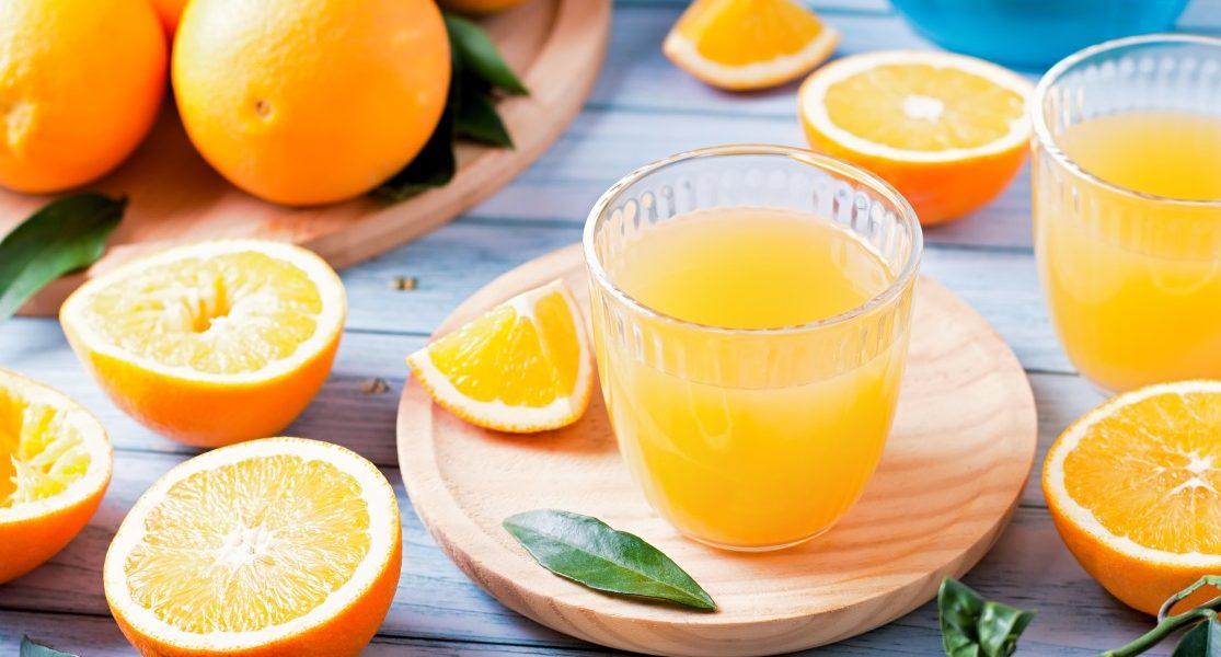 βιταμίνη c πορτοκάλια και πορτοκαλάδα