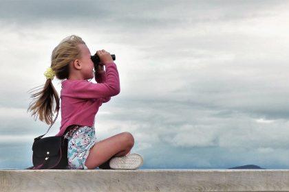 Η οπτική μας στην παιδική ηλικία επηρεάζει την υπόλοιπη ζωή μας