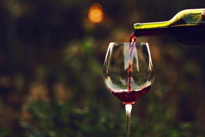 Ένα ποτήρι κρασί κάνει καλό στον οργανισμό