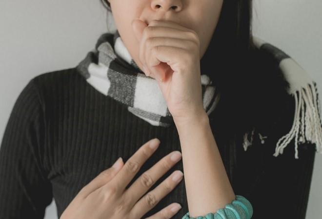 γυναίκα με ΧΑΠ