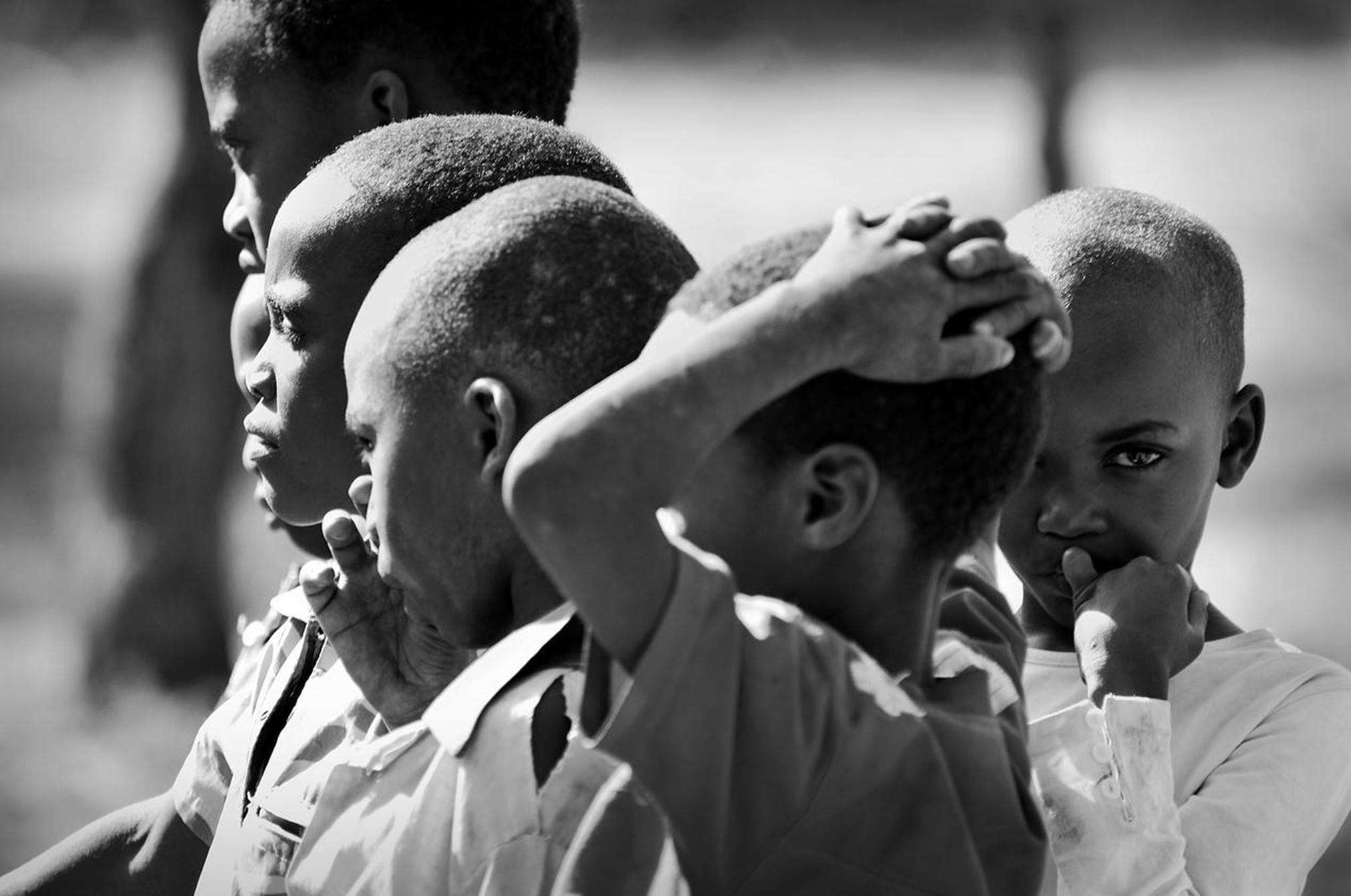 babies in Africa