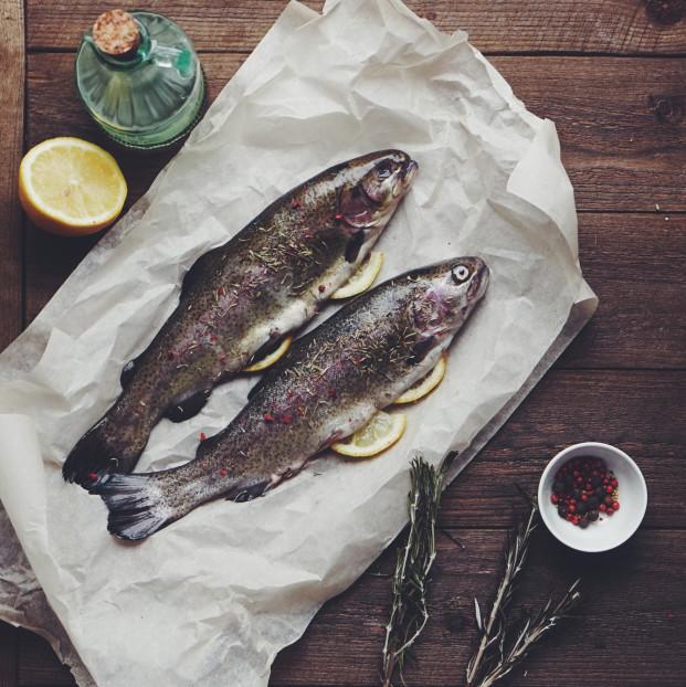 Ψάρια - Πλούσια σε βιταμίνη Β12