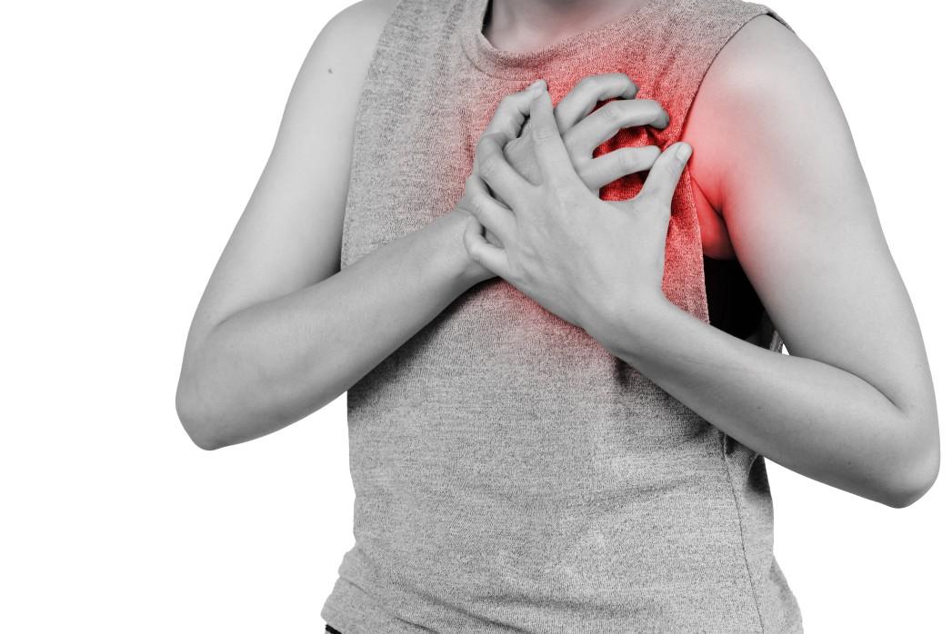 Πόνος στην καρδιά - Καρδιακή πάθηση