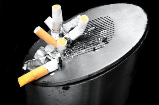 Σβησμένα τσιγάρα - Το τσιγάρο περιέχει κάδμιο