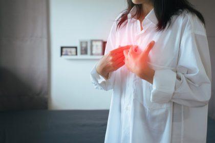 γαστροοισοφαγική παλινδρόμηση βότανα γυναίκα με καούρες στο στήθος