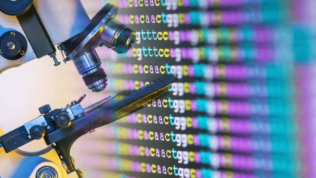 γονίδια σε μικροσκόπιο βιοπληροφορική