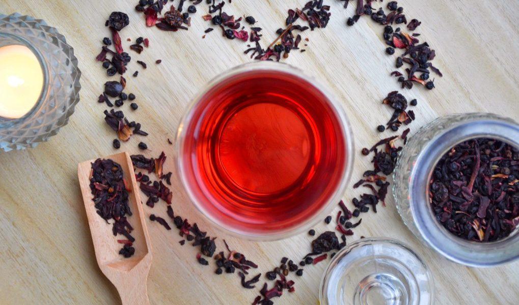 τσάι οφέλη φωτογραφία τσάι καρδιά