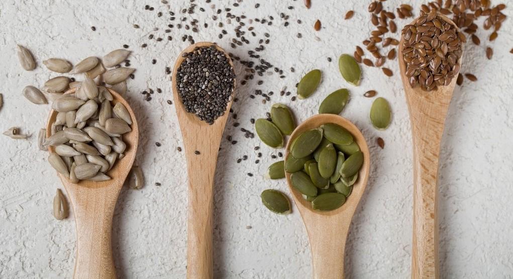 σπόροι superfoods για έλλειψη μαγνησίου