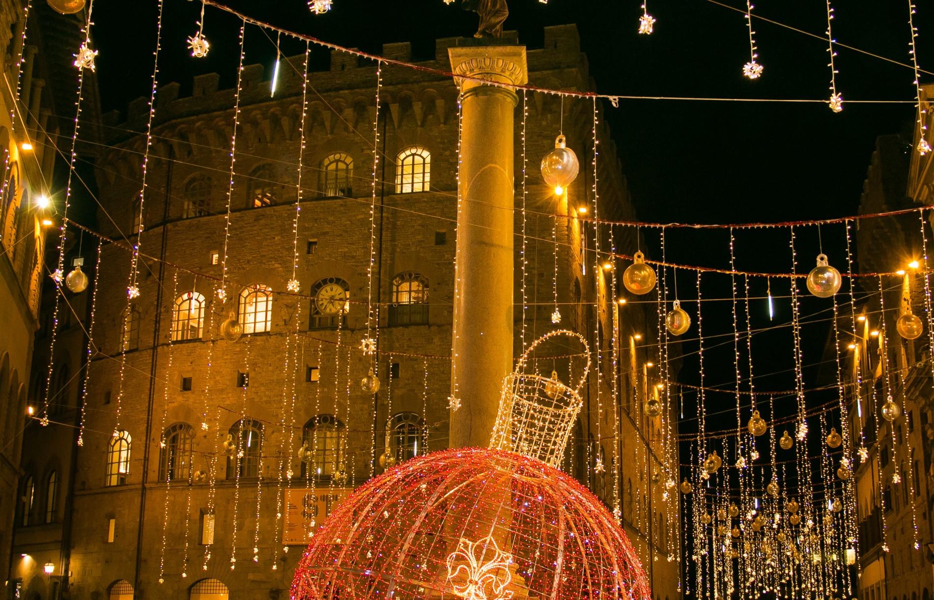 Χριστούγεννα στην Τοσκάνη