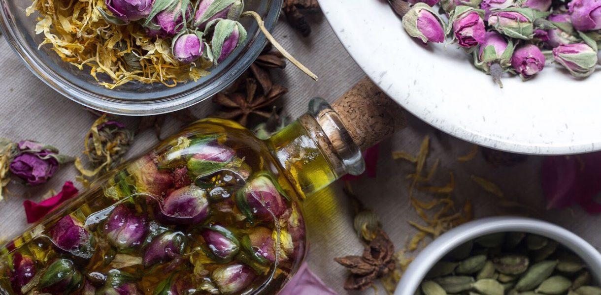 πονοκέφαλοι θεραπεία με βότανα