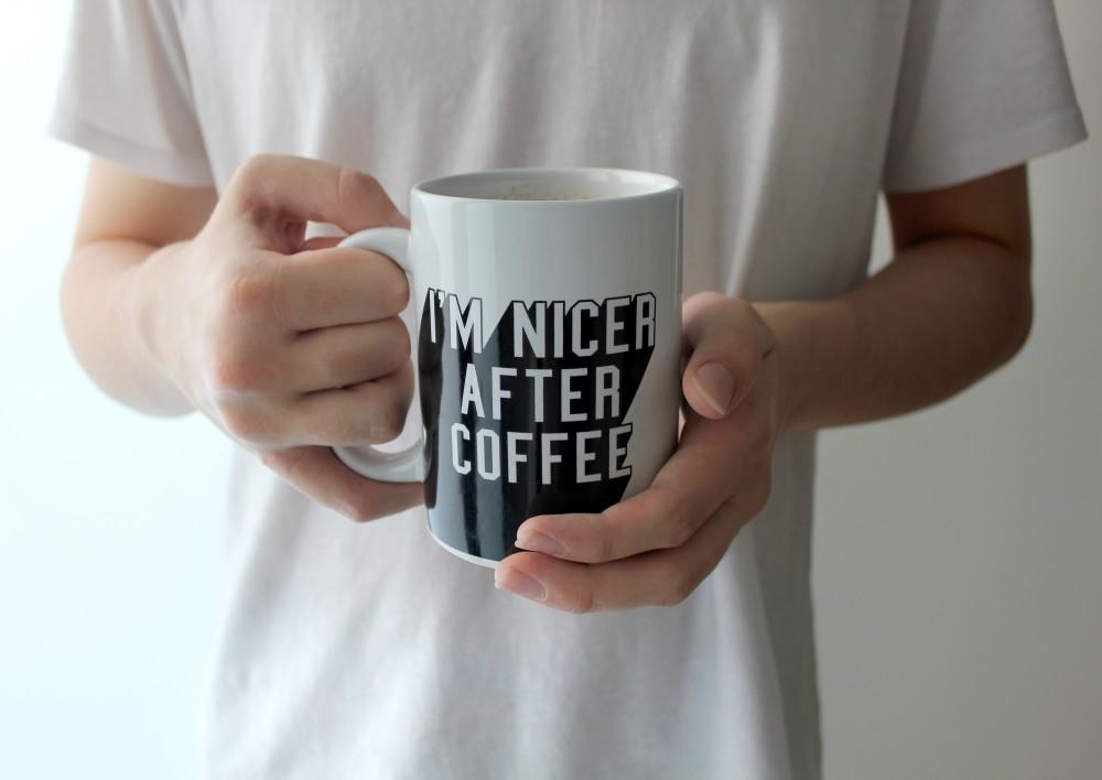Σαρκασμός κούπα καφές
