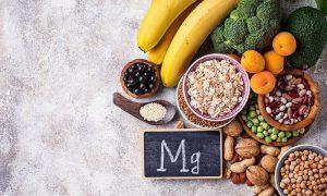 τρόφια με υψηλή περιεκτικότητα σε μαγνήσιο