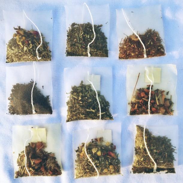 ευερέθιστο έντερο φακελάκια από τσάι