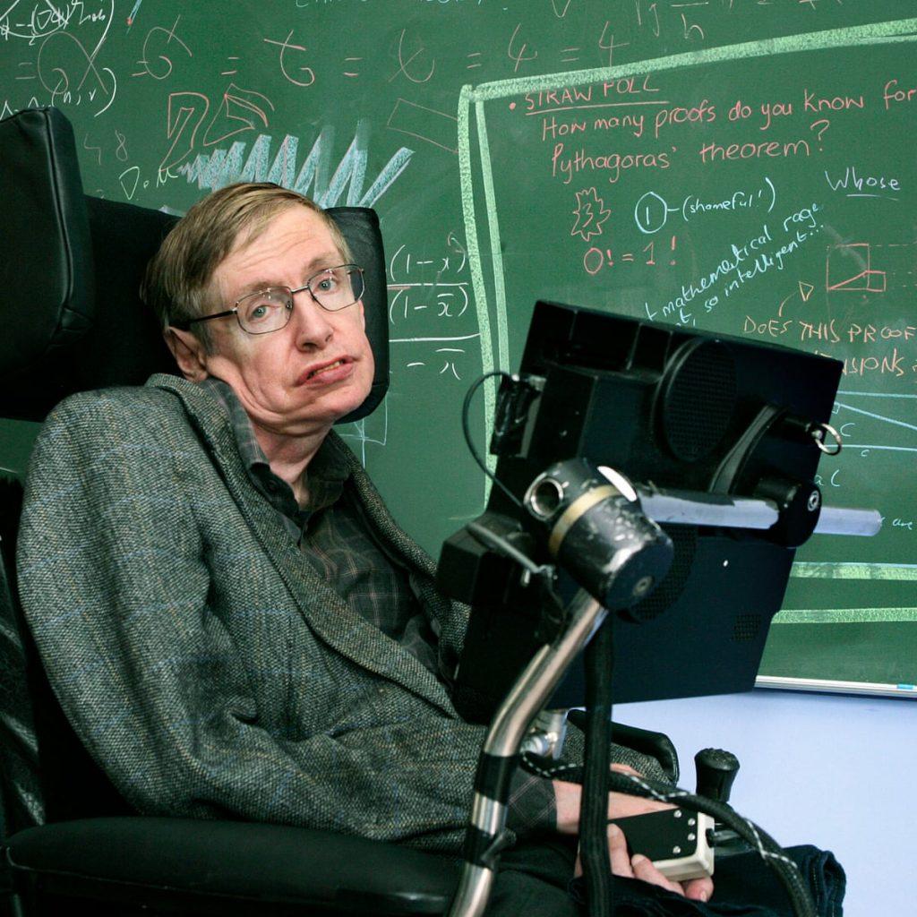 Hawking Stephen ALS