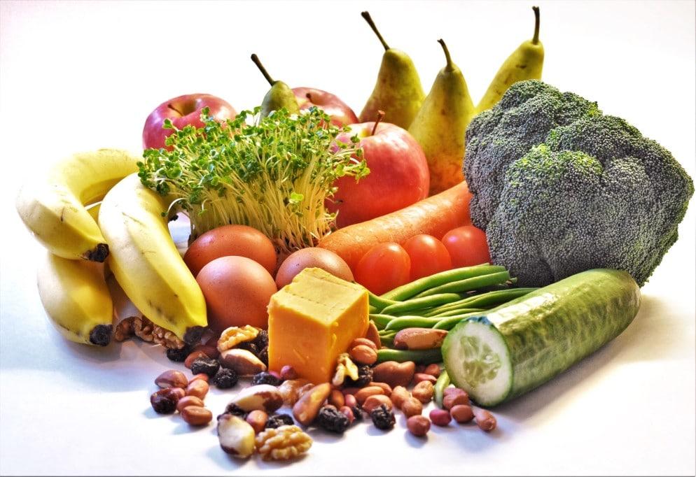 Δι;ατροφικές υποσχέσεις - Φρούτα και λαχανικά