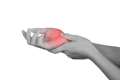 Σύνδρομο καρπιαίου σωλήνα - Πόνος στον καρπό