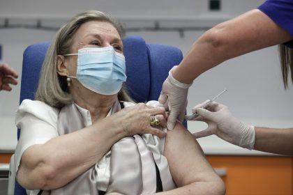 Μ. Θεοδωρίδου: Οι εμβολιασμοί εξελίσσονται ομαλά