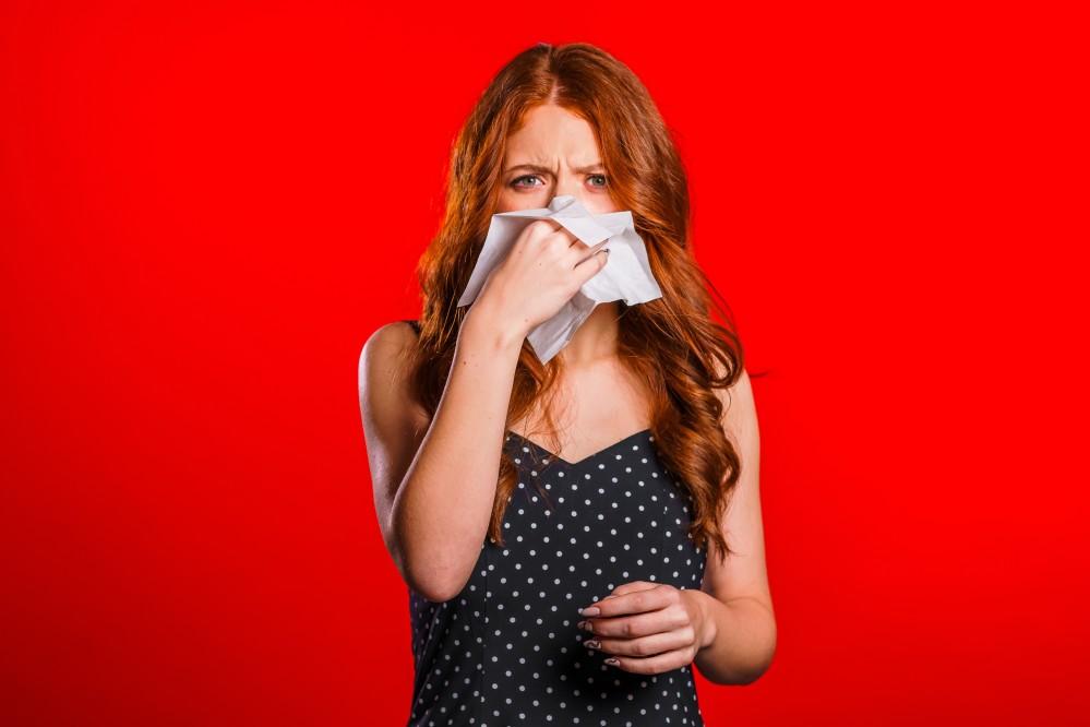 Κρούστες στη μύτη