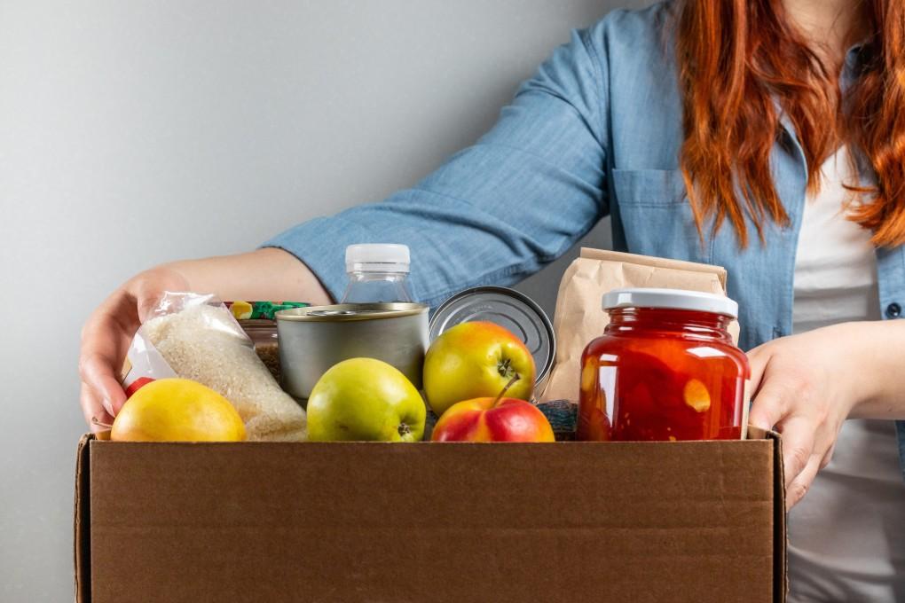 ασφάλεια τροφίμων σε χάρτοκιβώτιο