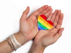 Αγάπη στα άτομα διαφορετικής σεξουαλικής προτίμησης