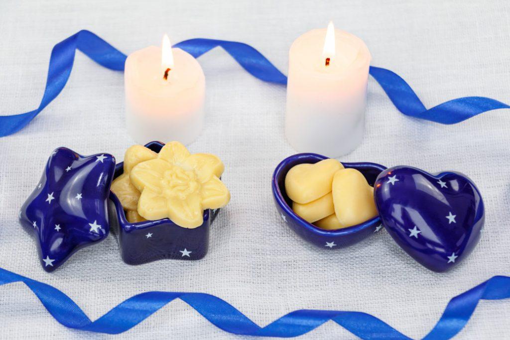 ξηροδερμία πρόσωπο φυσική αντιμετώπιση βούτυρο και κεριά