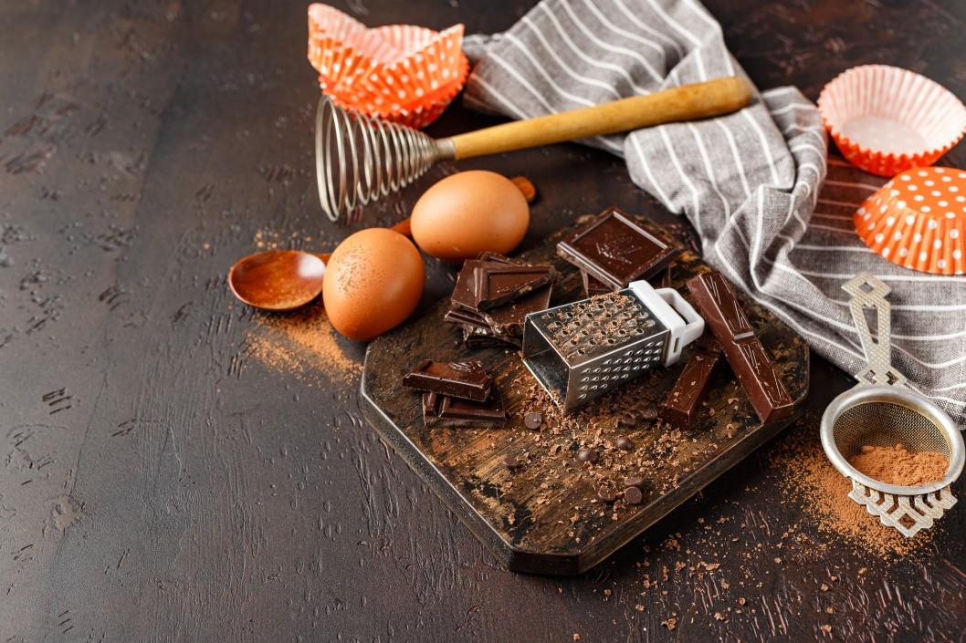 ψυχοθεραπευτική πλευρά της ζαχαροπλαστικής: Υλικά συνταγής