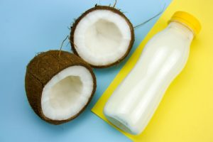 δερματίτιδα βότανα γάλα καρύδας