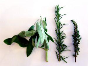 ημικρανίες βότανα ματσάκι δεντρολίβανο