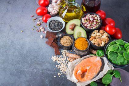 τρόφιμα για υψηλά επίπεδα «καλής» χοληστερίνης