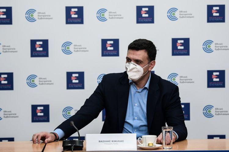 Υπουργός Υγείας, Βασίλης Κικίλιας