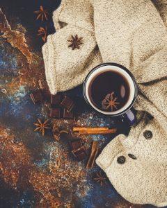 φούσκωμα βότανα και μπαχαρικά γλυκάνισος σε τσάι