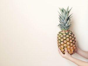 κακοσμία στόματος φυσική αντιμετώπιση ανανάς