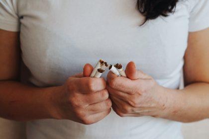 κόψιμο τσιγάρου φυσικοί τρόποι