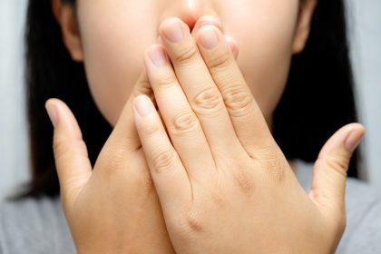 κακοσμία στόματος φυσική αντιμετώπιση