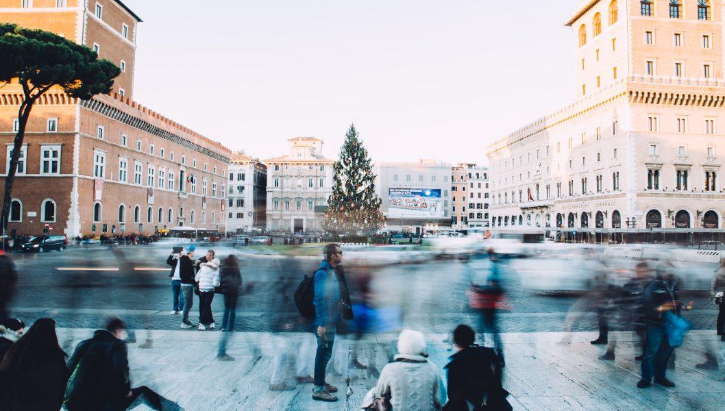 αγοραφοβία αντιμετώπιση κόσμος σε πλατεία