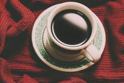 καφές καύση λίπους φλιτζάνι με καφέ