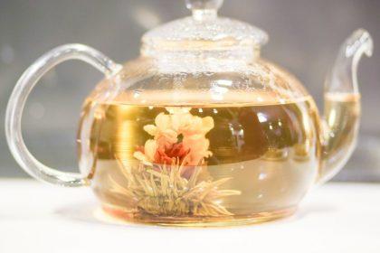 πράσινο τσάι οφέλη κανάτα