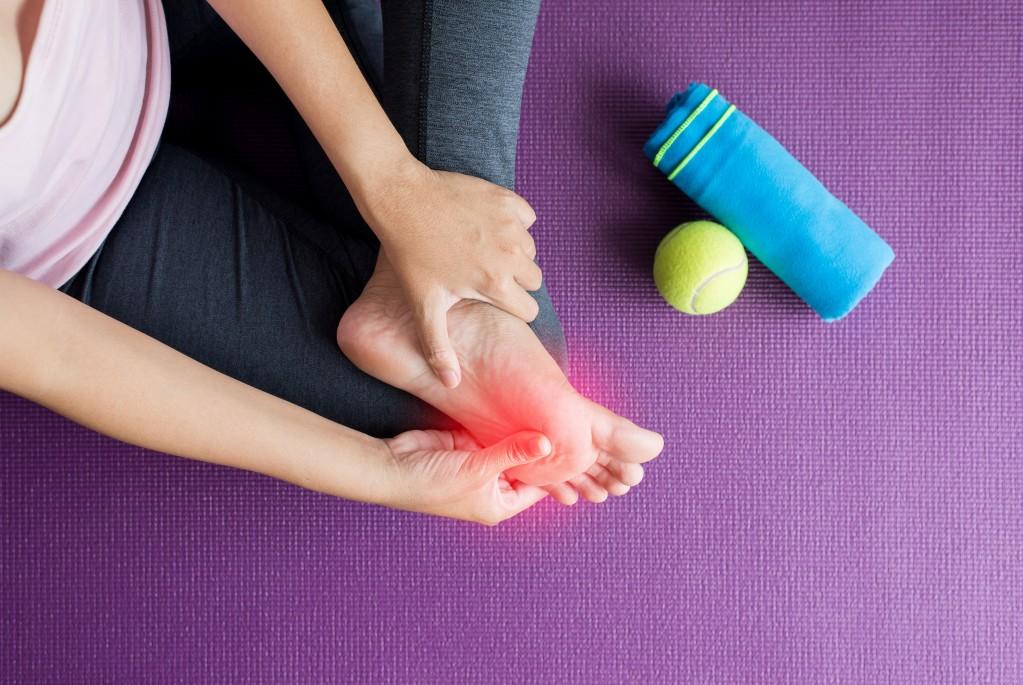 Ασκήσεις θεραπείας για την Πελματιαία απονευρωσίτιδα