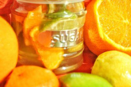 φρουκτόζη ανοσοποιητικό σύστημα φρούτα πορτοκάλια και λεμόνια χυμός