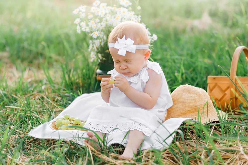 Ο αλλεργικός βήχας ταλαιπωρεί το μωρό