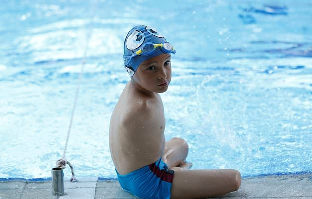 Υδροθεραπεία σε παιδιά με αναπηρίες