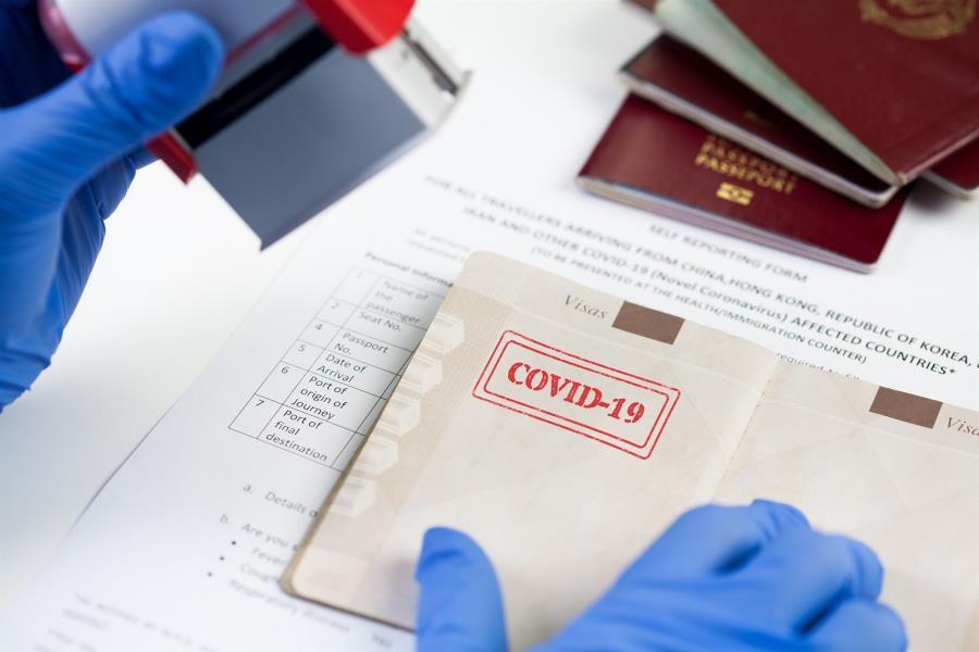 Διαβατήριο εμβολιασμών