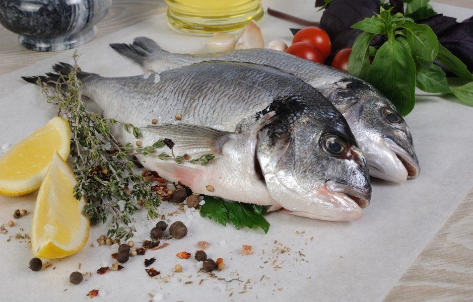 δίαιτα τεστοστερόνη φρέσκα ψάρια
