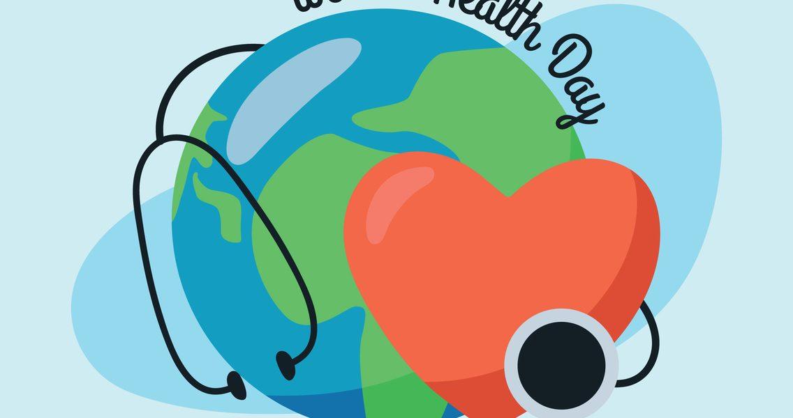 Παγκόσμια Ημέρα Υγείας λογότυπο