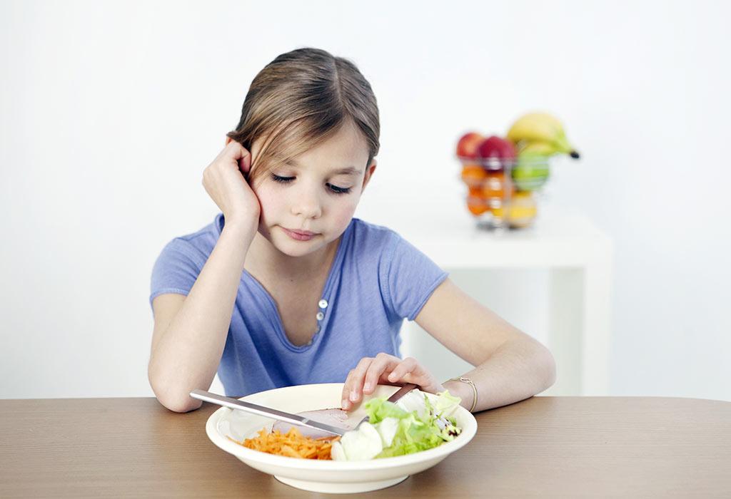 Κορίτσι με νευρική ανορεξία